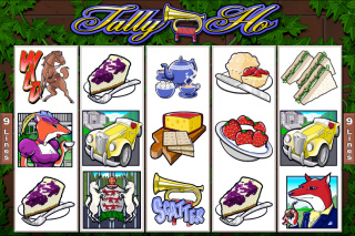 Tally Ho Mobile Slot Screenshot