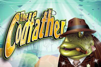 The Codfather Mobile Slot Logo