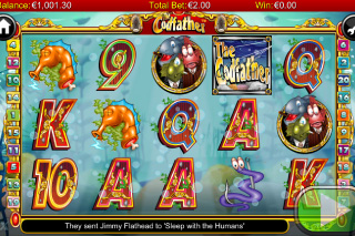 The Codfather Mobile Slot Screenshot