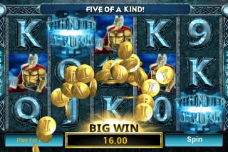 Thunderstruck 2 Big Win