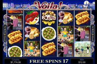 Voila Free Spins