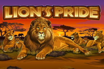 Lion's Pride Mobile Slot