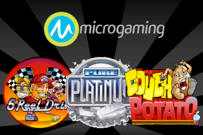 New Microgaming Mobile Slots to be Released in September
