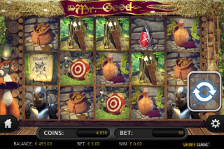 Mr Good Mobile Slot Screenshot