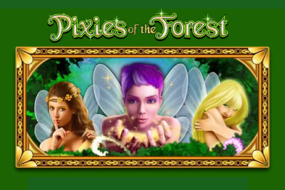 Pixies of the Forest Mobile Slot
