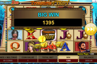 Treasures of Troy Big Win