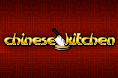Chinese Kitchen Mobile Slot Logo