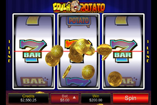 Couch Potato Mobile Slot Big Win