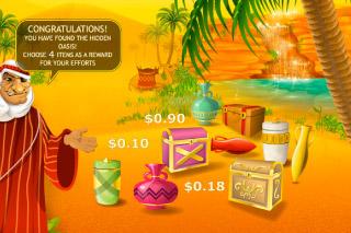 Desert Treasure Mobile Slot Pick Me