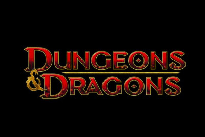 Dungeons & Dragons Mobile Slot Logo