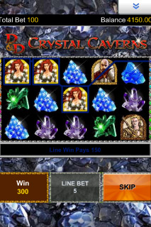 Dungeons & Dragons Mobile Slot Win