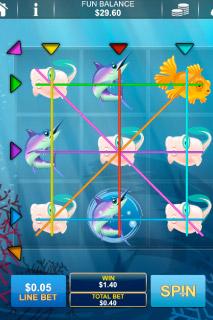 Fish-O-Rama Mobile Slot Win