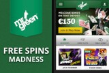 Get up to 40 Free Spins + your chance to win an iPhone 5S at Mr Green Mobile Casino
