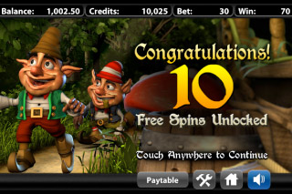 Greedy Goblins Free Spins