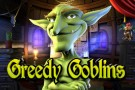 Greedy Goblins Mobile Slot Logo