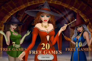 Halloween Fortune Free Games