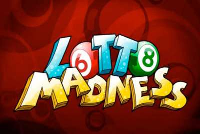 Lotto Madness Mobile Slot Logo