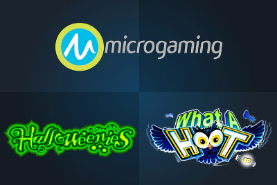 Microgaming to Release two Halloween Themed Mobile Slots this October: Halloweenies & What A Hoot