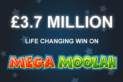 3.7 Million Life Changing Win On Mega Moolah Mobile Slot at JackpotCity Mobile Casino