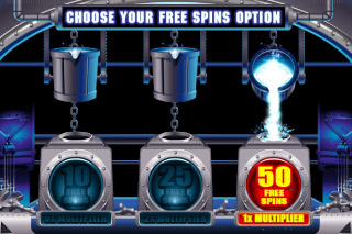Pure Platinum Free Spins