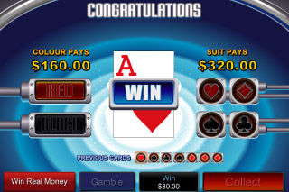 Pure Platinum Gamble Feature