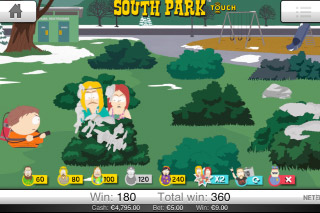 South Park Touch Mobile Slot Cartman Bonus