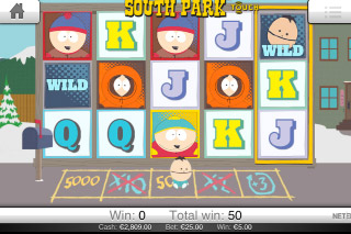 South Park Touch Mobile Slot Kyle Bonus