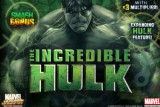 The Incredible Hulk Mobile Slot Logo