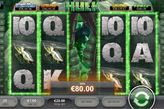 The Incredible Hulk Wild