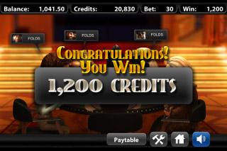 Tycoons Poker Win