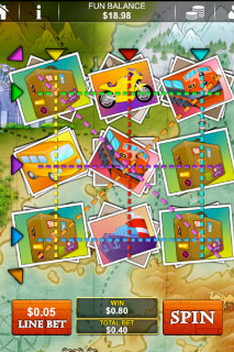 Vacation Station Mobile Slot Win