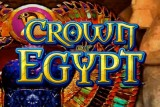 Crown of Egypt Mobile Slot Logo