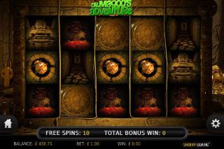 Dr Magoo Adventure Mobile Slot Free Spins