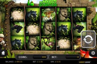 Dr Magoo's Adventure Mobile Slot Screenshot