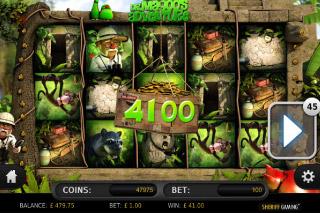 Dr Magoo's Adventure Mobile Slot Win