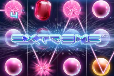 Extreme Mobile Slot Logo