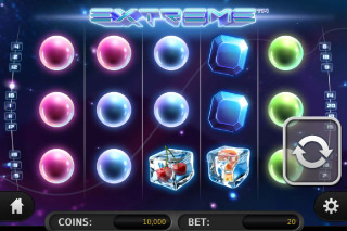 Extreme Mobile Slot Screenshot