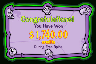 Halloweenies Mobile Slot Big Win