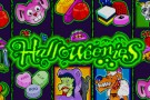 Halloweenies Mobile Slot Logo