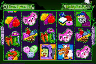 Halloweenies Mobile Slot Screenshot