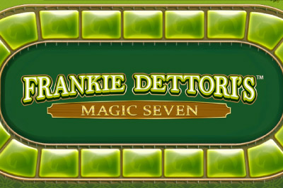Frankie Dettori's Magic Seven Mobile Slot Logo