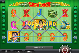 Mr Cashback Mobile Slot 5 of a Kind