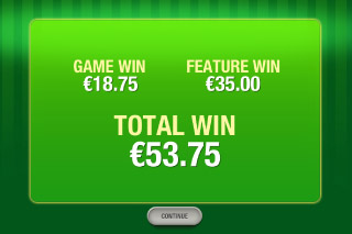 Mr Cashback Mobile Slot Featured Win