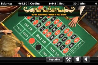 Mr Vegas Roulette Bonus