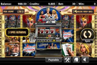 Mr Vegas Slot Machine Bonus