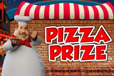 Pizza Prize Mobile Slot Logo
