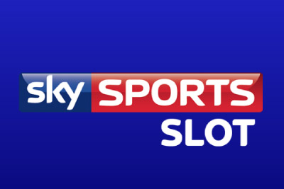 Sky Sports Mobile Slot Logo