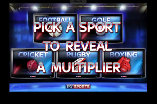 Sky Sports Mobile Slot Pick Me Feature
