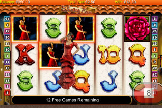 Spanish Eyes Mobile Slot Free Spins