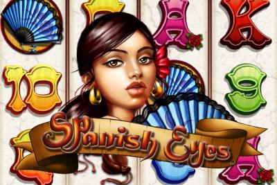 Spanish Eyes Mobile Slot Logo